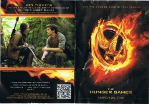 The Hob: UK Fans got unexpected Hunger Games Surprise!