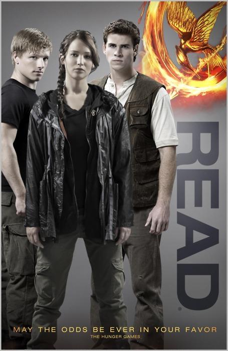 New Read Photos Of Peeta Katniss And Gale