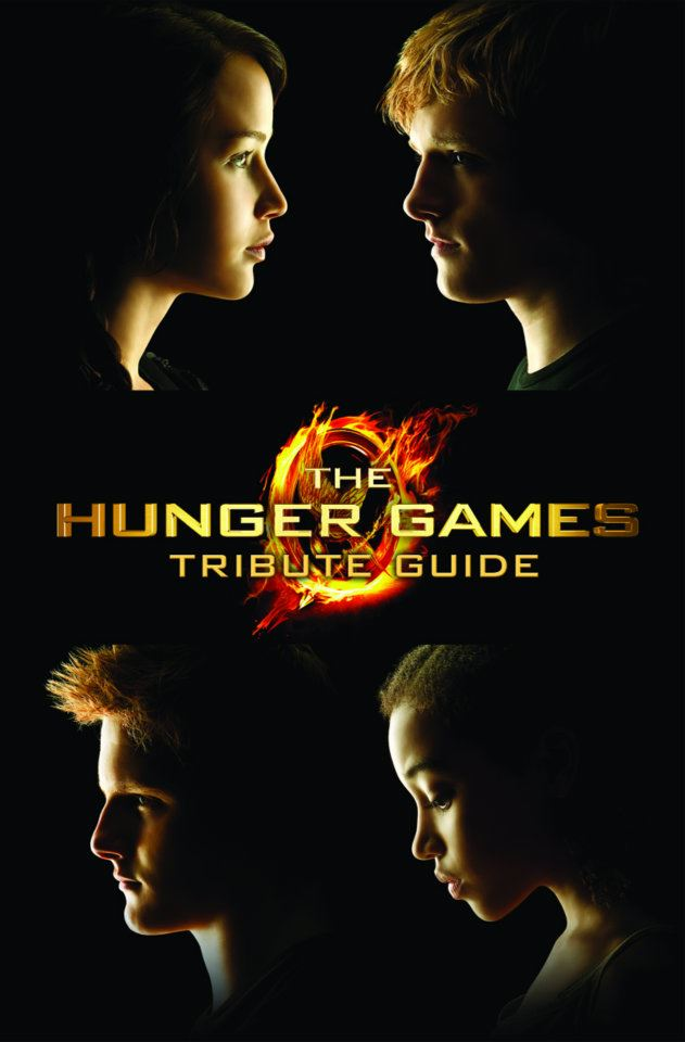 Hunger Games Tribute Guide Book
