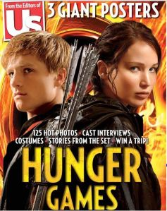 EXCLUSIVE PHOTO: Gale Hawthorne Comforts Primrose Everdeen in The Hunger Games!