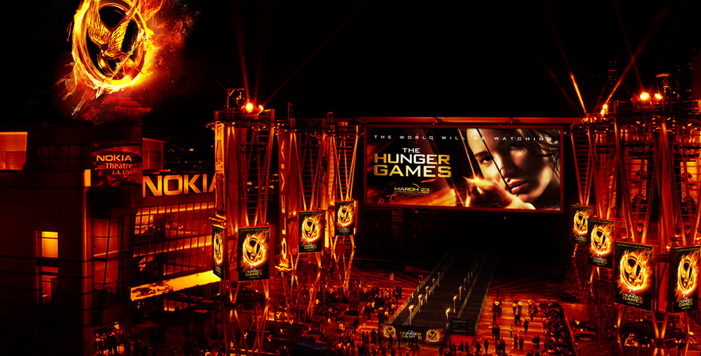 The Hunger Games Premiere Photos |