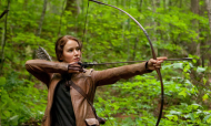 'The Hunger Games' on #4 Yahoo Top Obsession List!