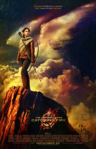 'CATCHING FIRE' International Release Dates Set,Indonesia Gets November 22nd!
