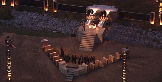 FIRST LOOK OF 'CAPTURE': New Reality Show Based on The Hunger Games!
