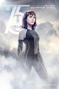 CATCHING FIRE: Quarter Quell TributesPosters!