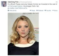Game Of Thrones Actress Joins MOCKINGJAY!