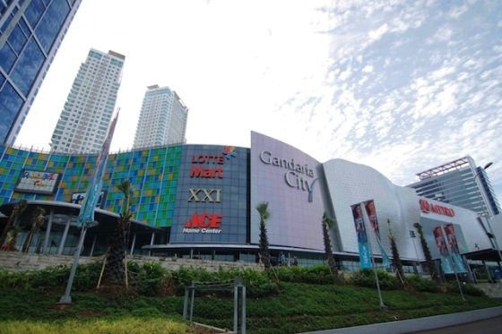 Mall Gandaria City