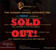 REGISTRASI ULANG & DAFTAR PESERTA #NonbarIHG2 THE IMAXEXPERIENCE