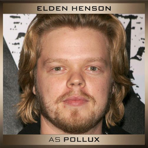 Elden Henson as Pollux. Pollux is a Capitol cameraman who films Katniss Everdeen in the District 13 propos. He was also a former Avox