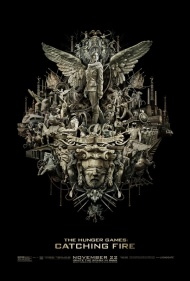 Mind-Blowing IMAX Poster of THE HUNGER GAMES: CATCHINGFIRE