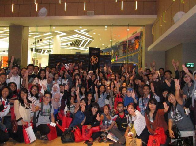 Komunitas Indo Hunger Games #NonbarIHG2