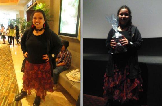 Juara Best Costumes #NonbarIHG3 tahun ini dari Capitol! Selamat! (Pin Mockingjay versi film ketiga nya mau doooong)