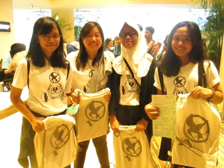 Tributes bersama goodie bag #NonbarIHG3